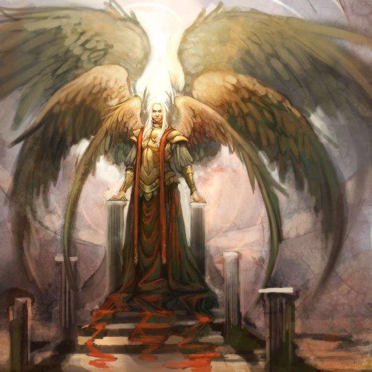 Samael: An Almadel Invocation – Between The Pillars