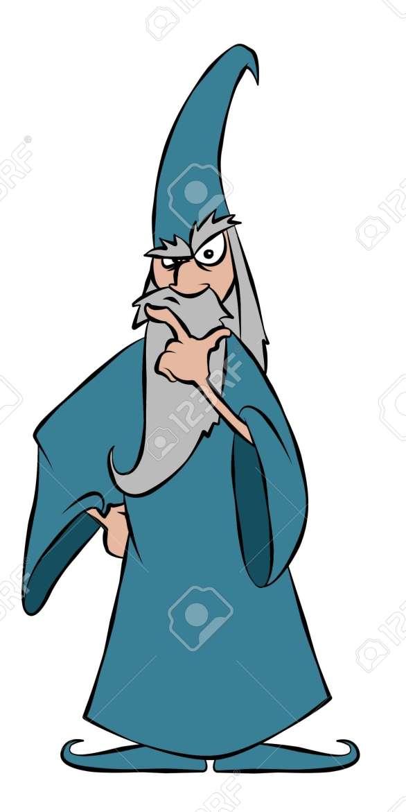 6143763-a-cartoon-wizard-pondering-something-deep-stock-photo-merlin